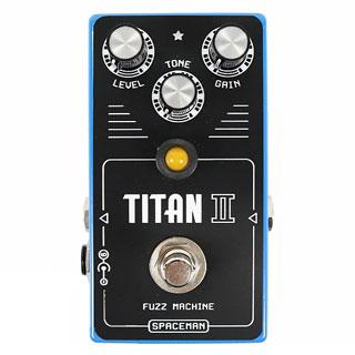 Spaceman Effects Titan II Fuzz Machine