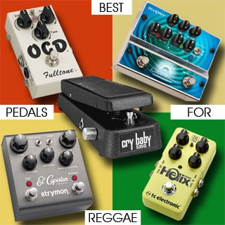 The Five Guitar Pedals You Need for Reggae