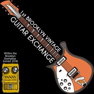 Announcing the 1st Brooklyn Vintage Guitar Exchange!