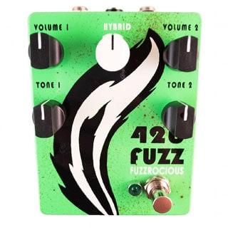 Fuzzrocious 420 Dual Fuzz