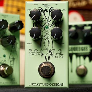 J. Rockett Audio Designs Releases Mini JET Series Pedals