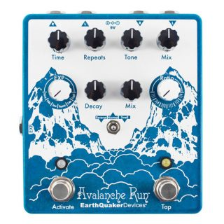 EarthQuaker Devices Avalanche Run Delay + Reverb