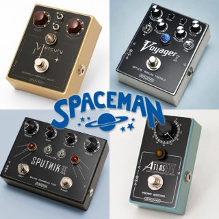 Pedal Manufacturer Profile: Spaceman Effects