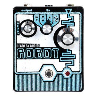 Death By Audio Robot 8-bit Fuzz Octaver