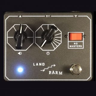 Try the new Land Devices & Farm Pedals No Masters Fuzz at the BK SBE 2018