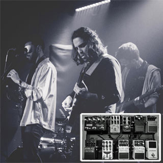 O Mer's Pedals, Synths and Creative Process