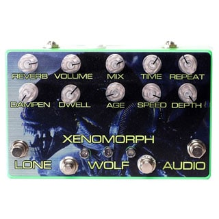 Lone Wolf Audio – Xenomorph Modulated Delay and Reverb
