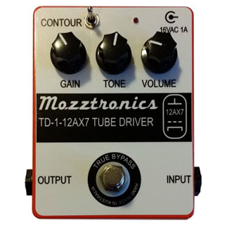 Mozztronics TD-1 Tube Driver