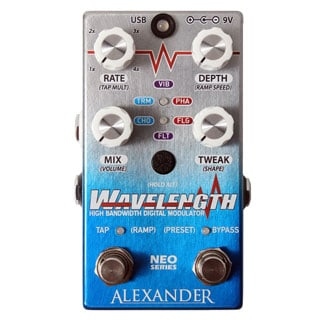 Alexander Pedals Wavelength Tremolo
