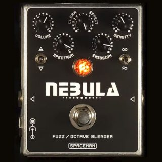 Spaceman Effects unveil the Nebula Fuzz/Octave Blender