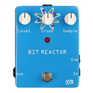 RPS Effects Bit Reactor Bit Crusher Downsampler