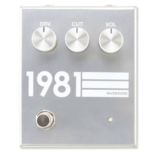 1981 Inventions DRV Drive/Distortion