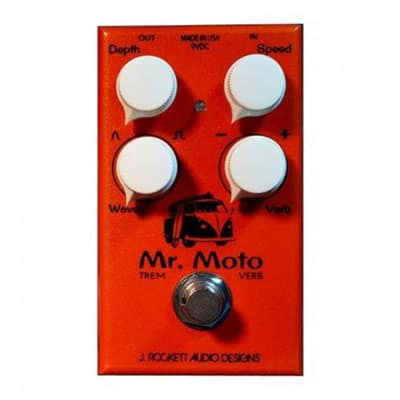 Rockett Mr. Moto
