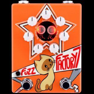 ZVex unveils Russian Fuzz Factory 7 Mod