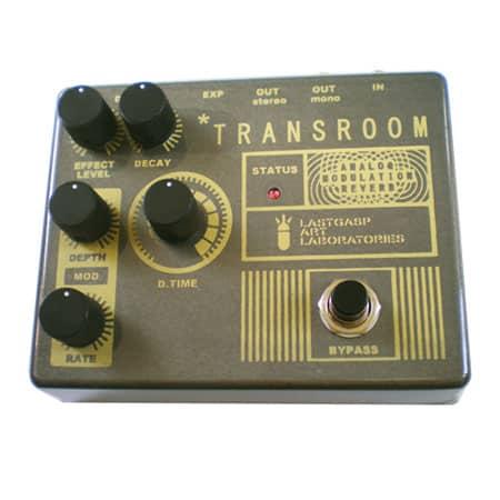Lastgasp Art Laboratories Transroom