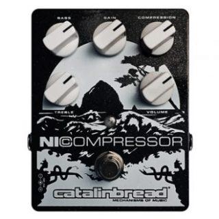 Catalinbread announces the NiCompressor