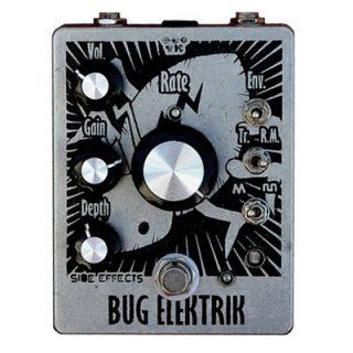 Side FX unveils the Bug Elektrik Tremolo/Ring Modulator