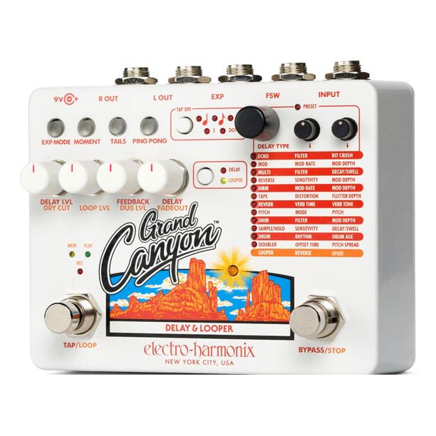 Electro-Harmonix Grand Canyon