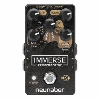 Neunaber announces Immerse Reverberator MkII