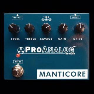 ProAnalog Devices Manticore V2 Overdrive