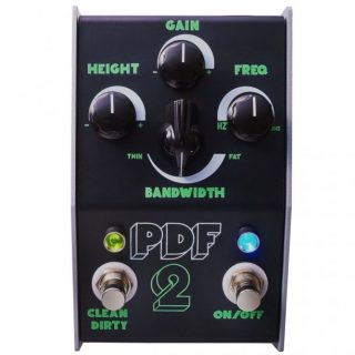Stone Deaf FX PDF-2 Parametric Distortion Filter