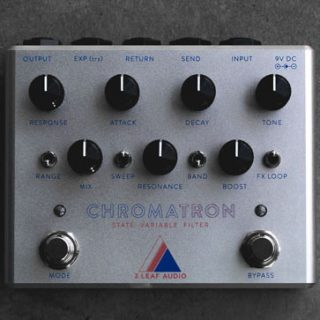 3 Leaf Audio returns with the Chromatron variable filter