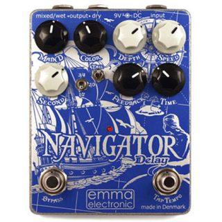 Emma Navigator Delay with Modulation