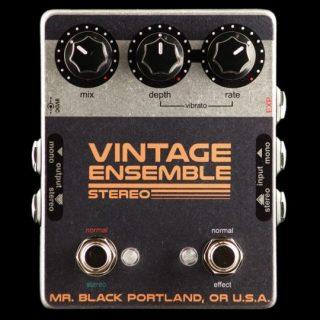 Mr. Black Vintage Ensemble Stereo Chorus/Vibrato
