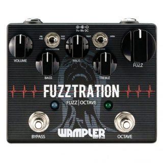 Wampler Fuzztration Fuzz Workstation