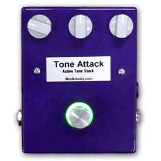 Mod Kits DIY Tone Attack Kit Active Tone Stack