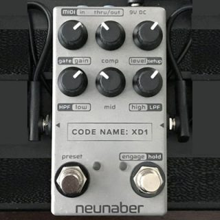 Neunaber Readies Overdrive Pedal for NAMM 2019