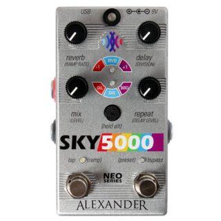 Alexander Pedals Sky 5000 Delay/Reverb