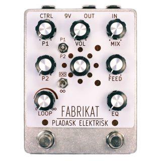 Pladask Elektrisk Fabrikat Granular Synth / Sample Playback