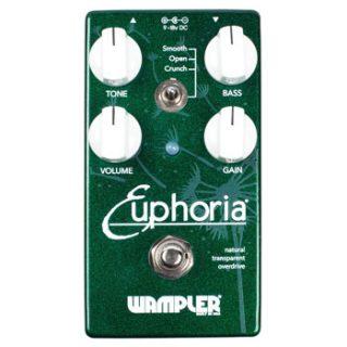 Wampler Euphoria V2 D-Style Overdrive