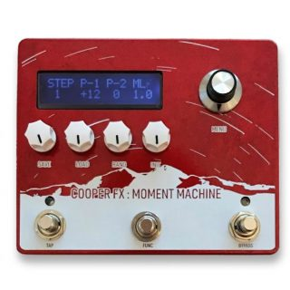 Cooper FX Moment Machine