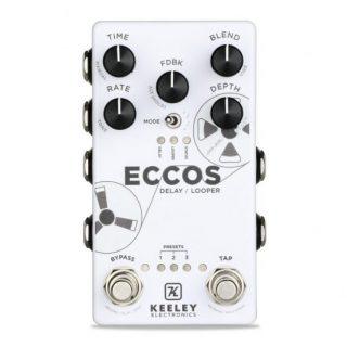 Keeley Eccos Stereo Delay/Looper