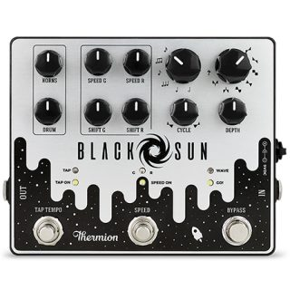 New at NAMM 2019: Thermion Black Sun Rotary