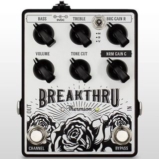 New at NAMM 2019: Thermion Breakthru and Uprising