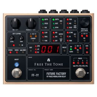 Free the Tone Future Factory Modulation Delay