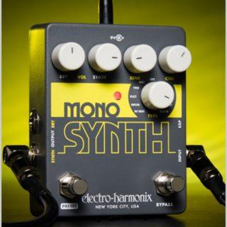 Electro-Harmonix Mono Synth (for guitar)