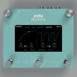 New Prototypes at NAMM 2019: Poly Effects Morph and Digit