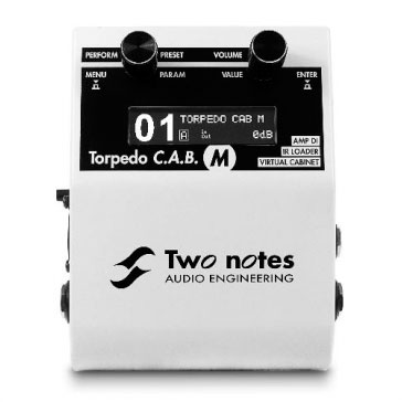 Two Notes Cab M