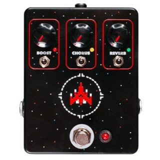 JHS Pedals' VCR becomes the Space Commander