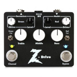 Dr. Z Z-Drive (collaborative pedal with EarthQuaker Devices)
