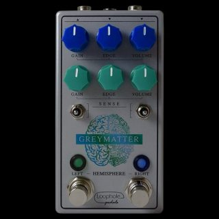 New Pedals: Loophole Pedals Greymatter