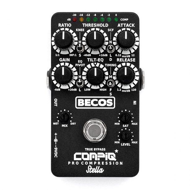 BECOS CIQ-5 Compiq Pro Stella Compressor