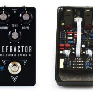 New DIY pedal kits: Aion FX