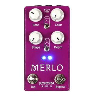 Korora Audio Merlo Harmonic Tremolo Now Shipping