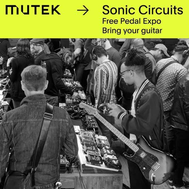 MUTEK Sonic Circuits