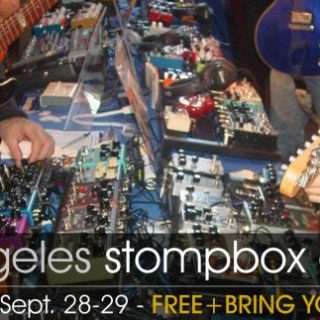 Los Angeles Pedal and Synth Expo returns on September 28-29